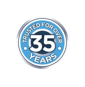 Attends 35 years