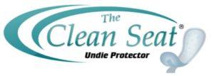 Clean Seat undie protector logo