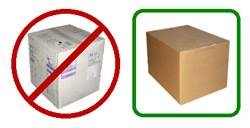 XP Medical plain boxes