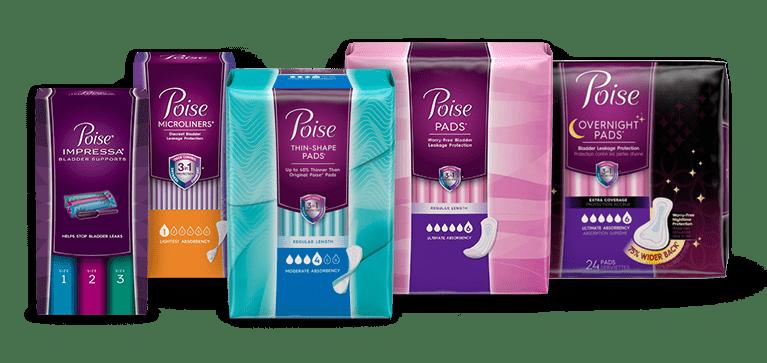 Poise® From Kimberly-Clark