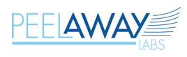 Peel Away Labs logo